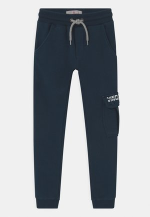 SANSON - Tracksuit bottoms - dark blue