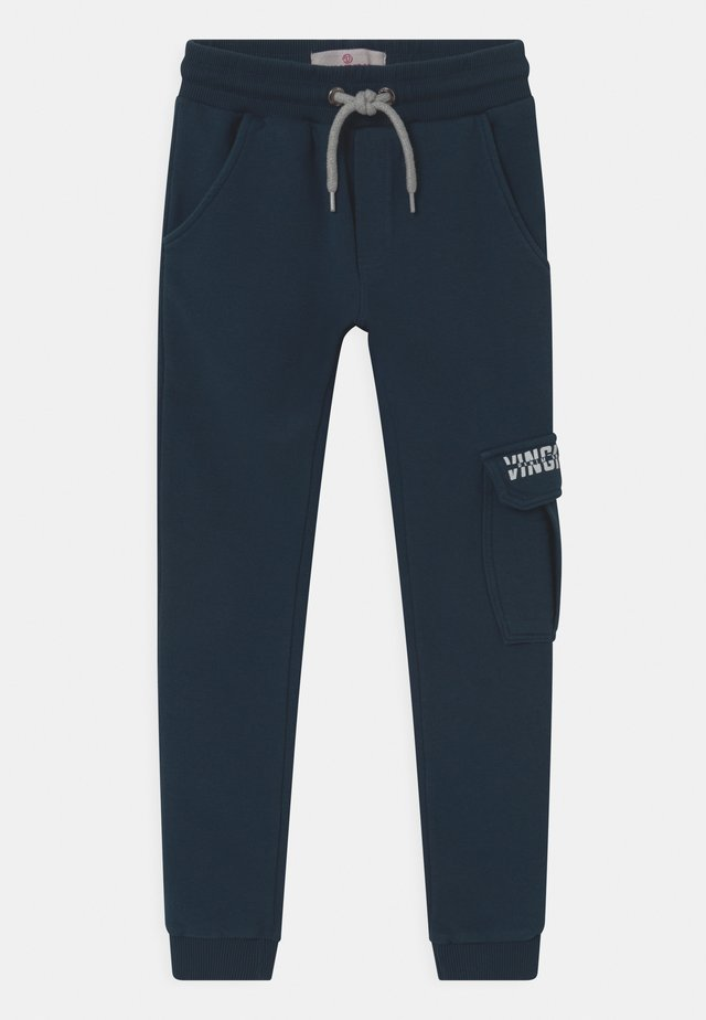 SANSON - Trainingsbroek - dark blue