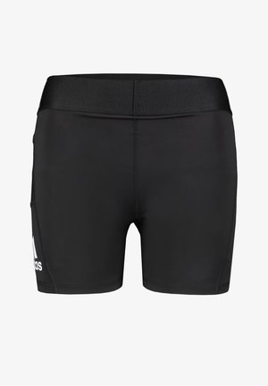 ALPHASKIN - Sports shorts - black
