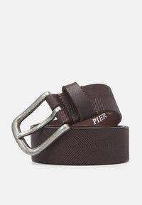 Pier One - LEATHER - Cintura - brown - 3