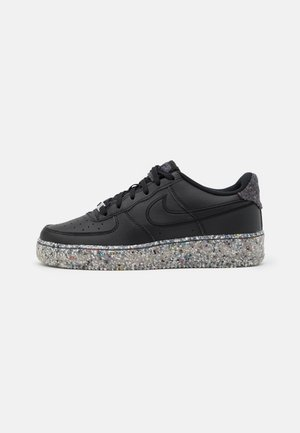 AIR FORCE 1 KSA UNISEX - Trainers - black/metallic silver