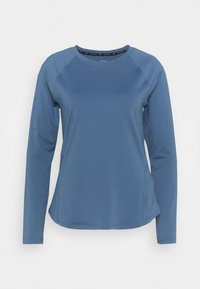 Under Armour - RUSH - Sports shirt - mineral blue - 3