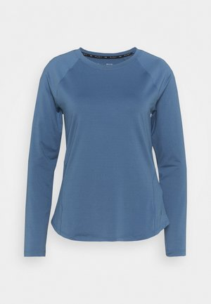 RUSH - T-shirt sportiva - mineral blue
