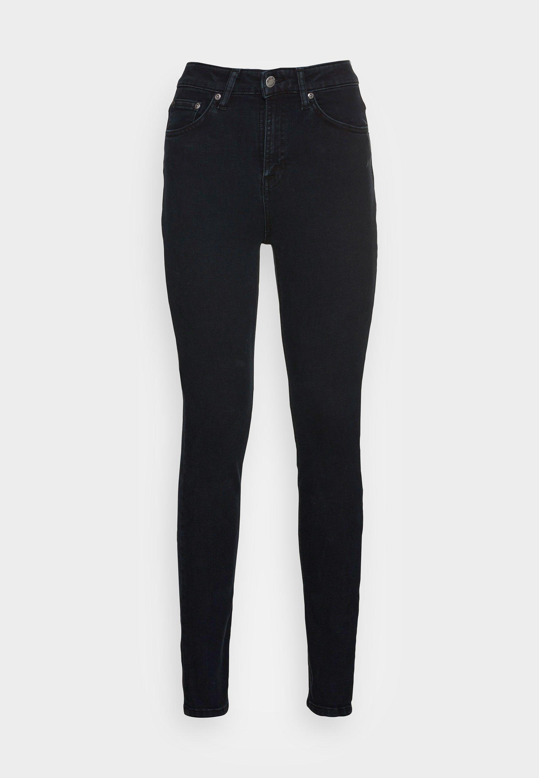 Women HIGHTOP TILDE MONOCHROME - Jeans Skinny Fit