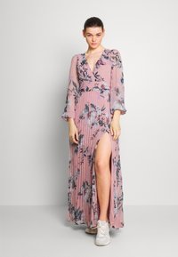Nly by Nelly - IN LOVE WRAP GOWN - Maxi šaty - multicoloured - 1
