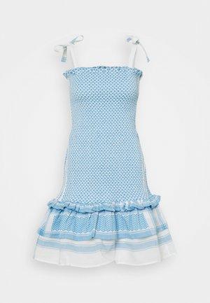 JENNIFER - Vapaa-ajan mekko - denim