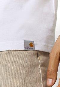 Carhartt WIP - Print T-shirt - white - 5