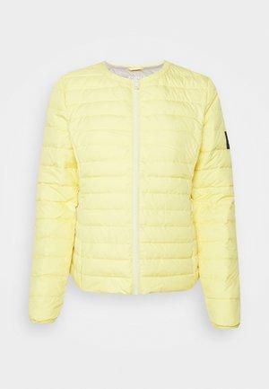 USHUAIA - Jas - light yellow