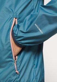 The North Face - MENS CYCLONE 2.0 HOODIE - Waterproof jacket - dark blue - 4