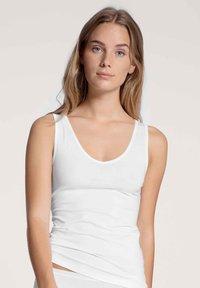 Calida - Top - white - 3