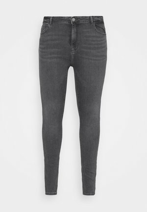 CARLAOLA LIFE - Jeans Skinny Fit - grey denim