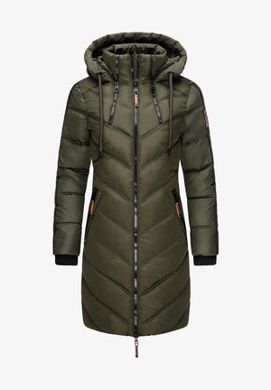 ARMASA - Winter coat - grün