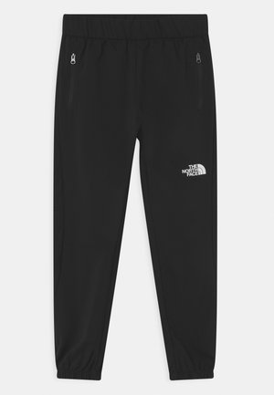MOUNTAIN - Tracksuit bottoms - black
