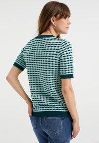 WE Fashion - Jumper - green - 2