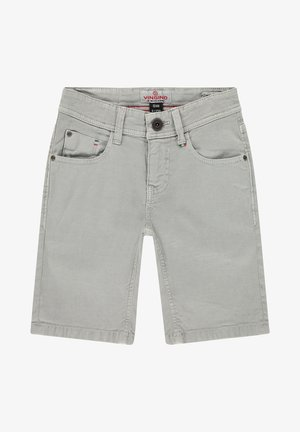 CHARLIE - Denim shorts - clay grey