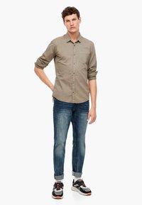 Q/S designed by - Shirt - light brown - 1