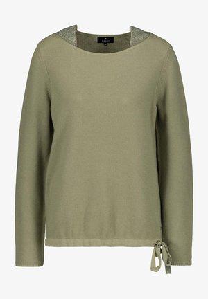 Sweatshirt - salbei