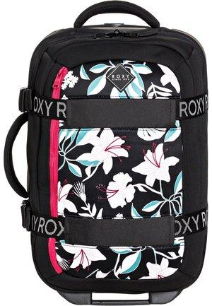 ROXY™ WHEELIE NEOPRENE 30L - NEOPREN-HANDGEPÄCKSKOFFER MIT ROLLE - Wheeled suitcase - true black story of sunshine