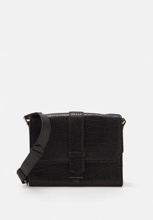 CAPRILLE - Across body bag - black