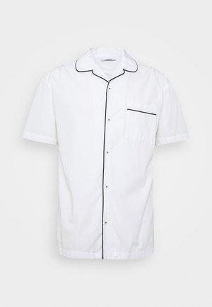 JPRBLAPIPING RESORT - Koszula - white
