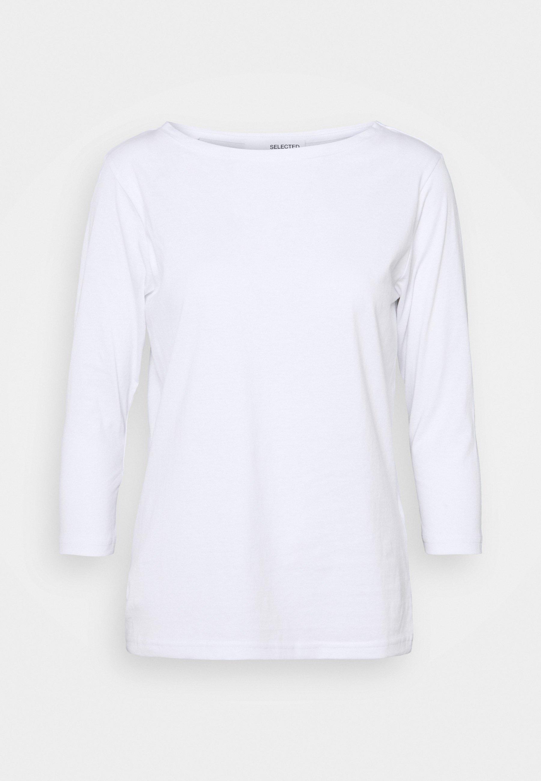 Women STANDARD BOAT NECK TEE - Long sleeved top