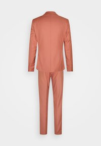 Isaac Dewhirst - THE FASHION SUIT NOTCH - Suit - coral - 17