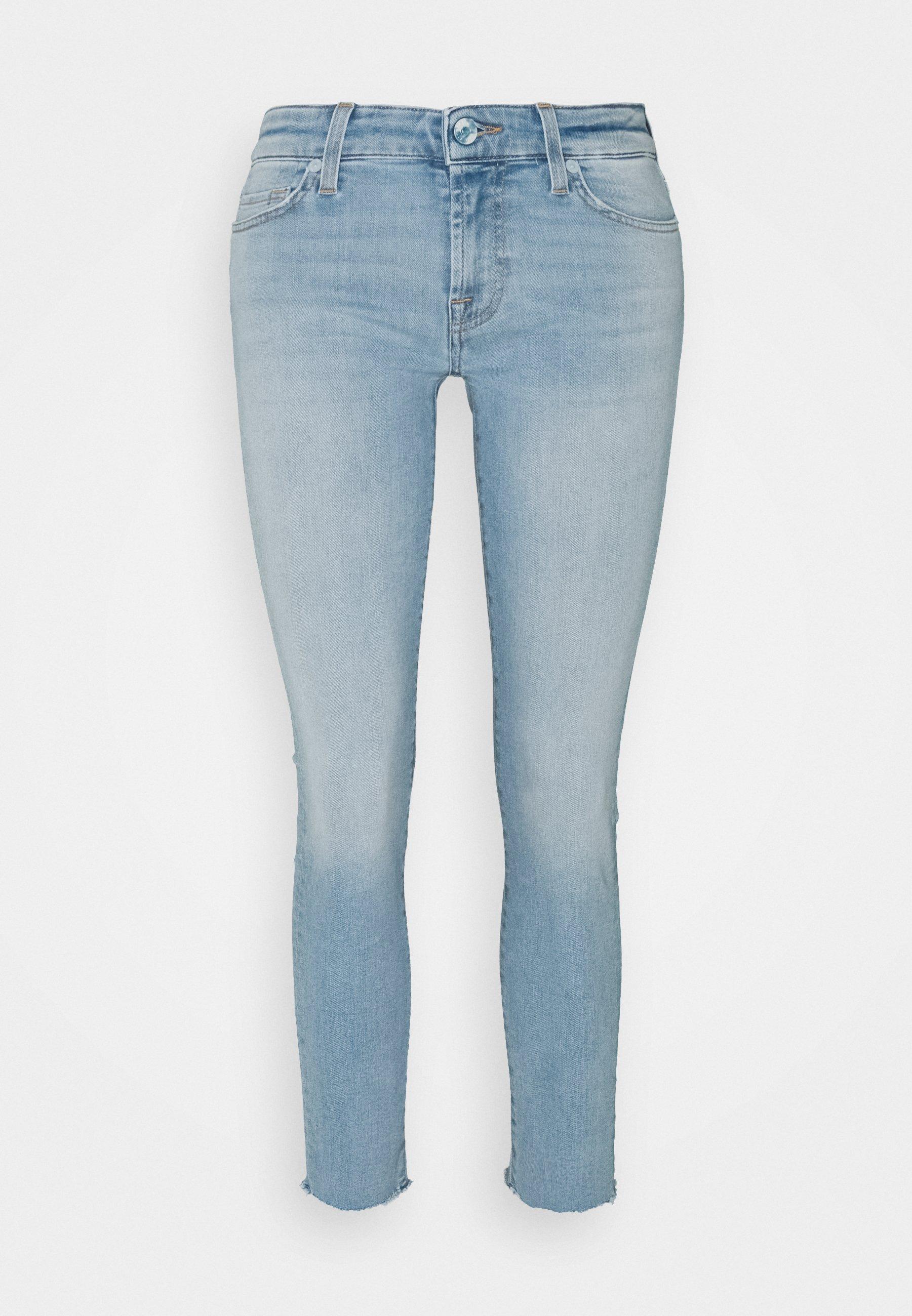 Women PYPER CROP ILLUSION SWEET - Jeans Skinny Fit
