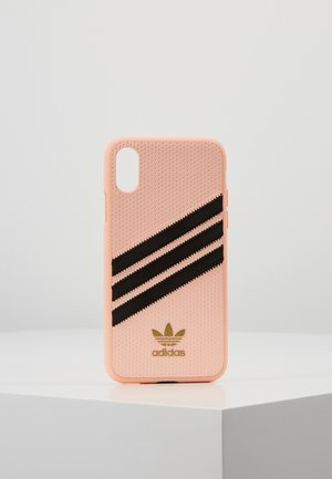 MOULDED CASE FOR IPHONE X/XS - Mobiltasker - clear pink