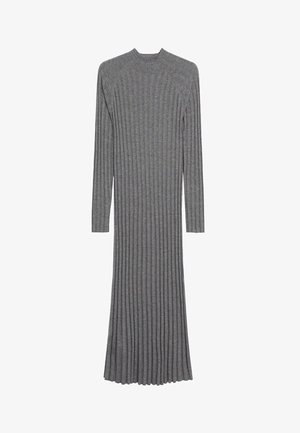 FLURRY - Robe pull - gris