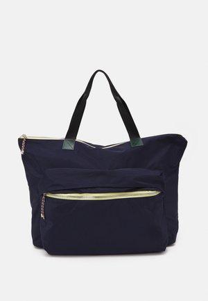 RELON TANIA BAG - Shoppingväska - maritime blue