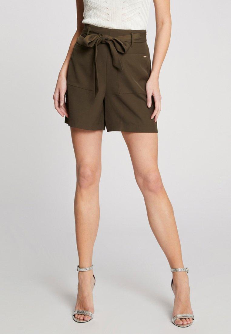Morgan - Shorts - olive