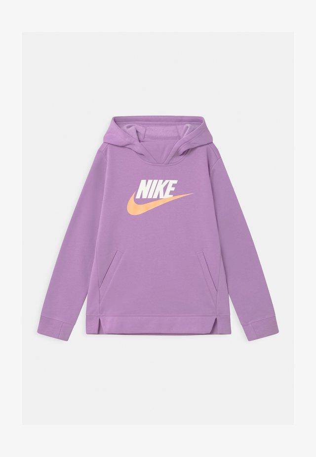 Jersey con capucha - violet star/white