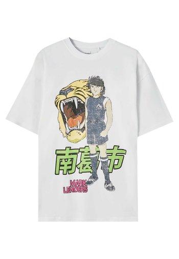 NARUTO - Print T-shirt - white