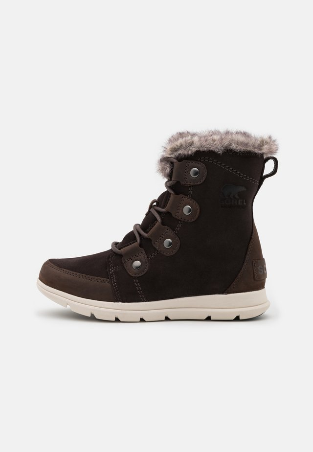 EXPLORER JOAN - Snowboots  - brown