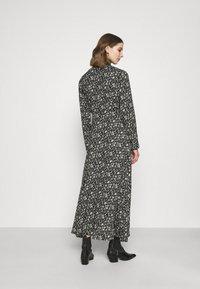 YAS - YASNAOMI DRESS - Maxi dress - black - 2
