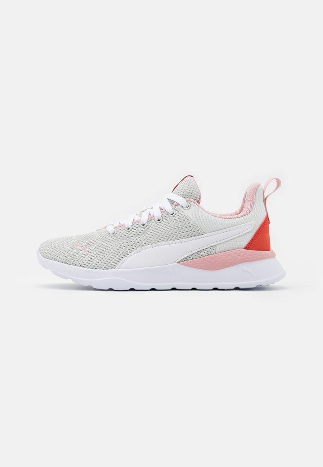 ANZARUN LITE UNISEX - Sports shoes - vaporous gray/white