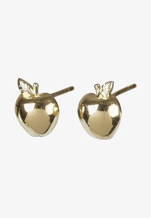 APPLE - Boucles d'oreilles - gold