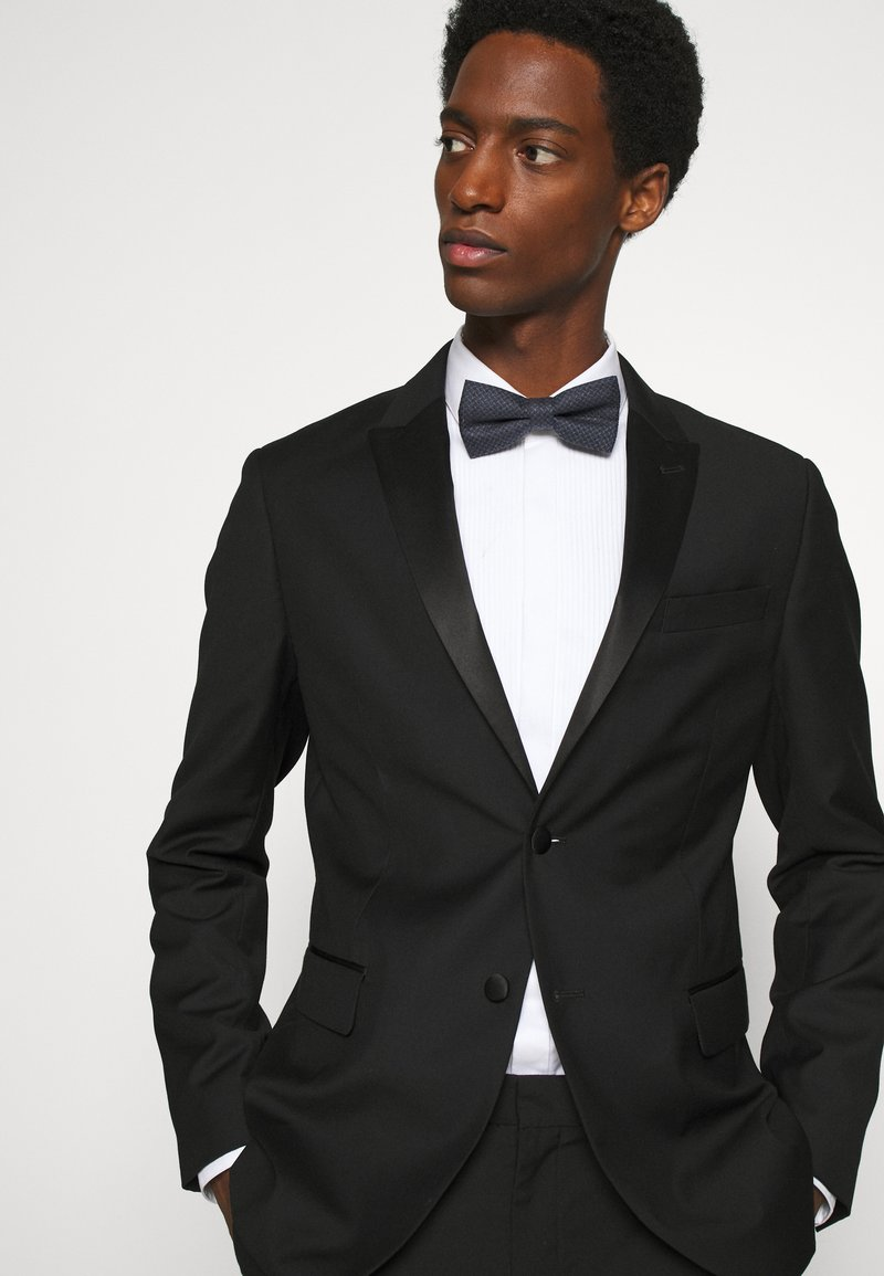 Calvin Klein - BOW TIE - Bow tie - navy