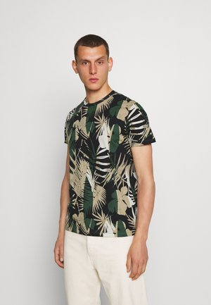 JORNIKO  - T-shirts print - dark green