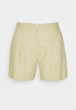 Shorts - muted lime
