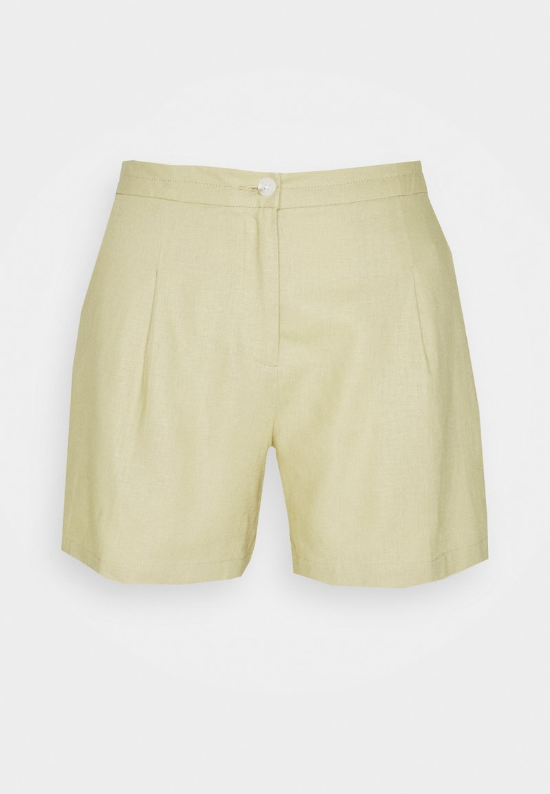 Re.draft - Shorts - muted lime