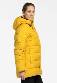 Haglöfs - NÄS DOWN JACKET  - Down jacket - pumpkin yellow - 2