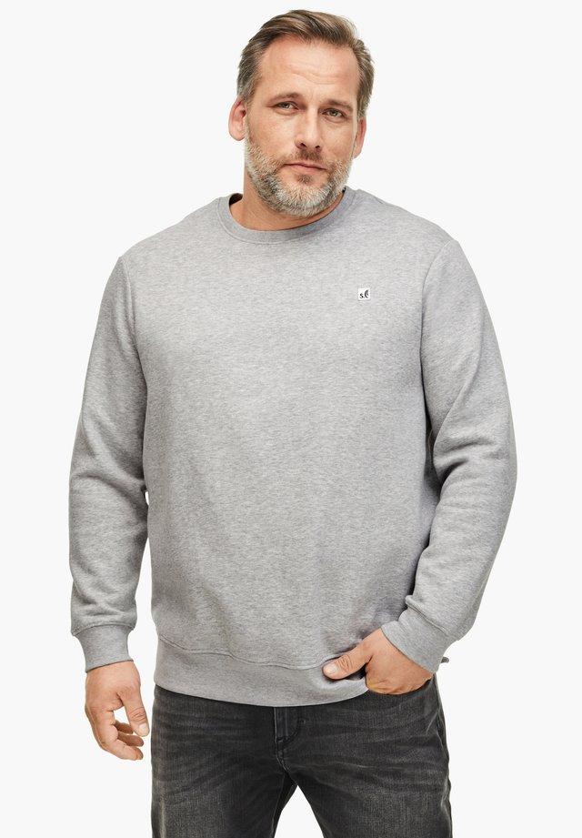 CHINÉ - Sweatshirt - grey melange