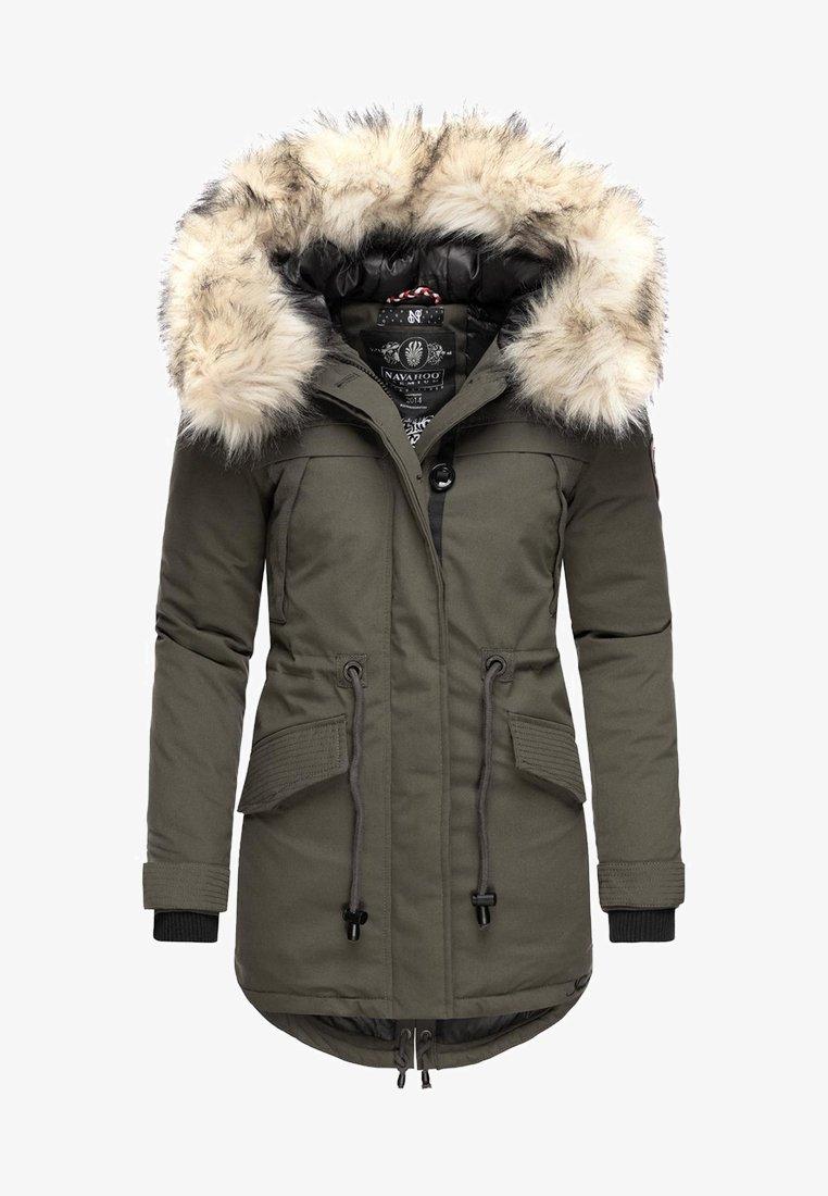 Navahoo - Winter coat - grey