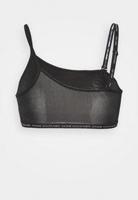 Calvin Klein Underwear - ONE GLISTEN UNLINED BRALETTE - Alustoppi - black - 6