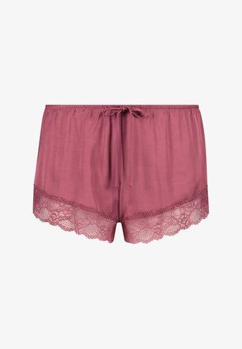 Pyjama bottoms - red