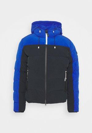 Veste d'hiver - black/royal blue