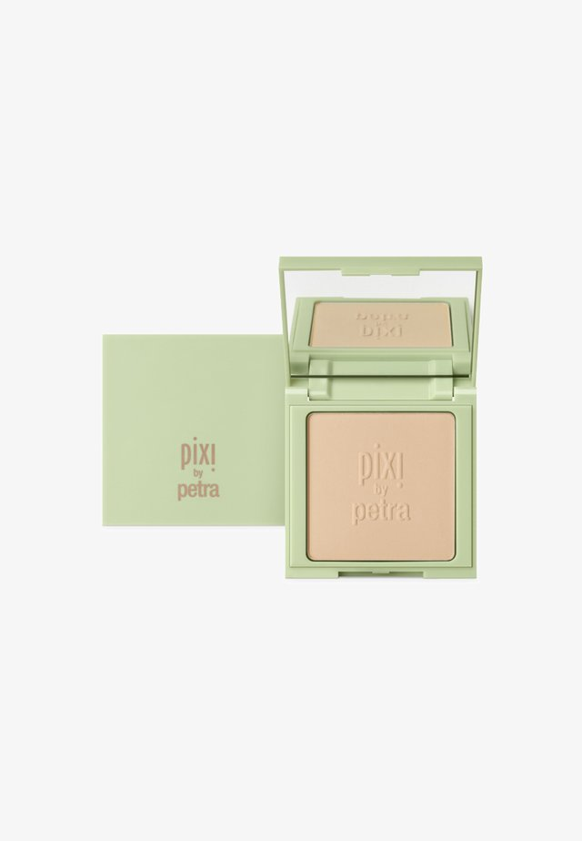 COLOUR CORRECTING POWDER FOUNDATION - Foundation - no.2 nude