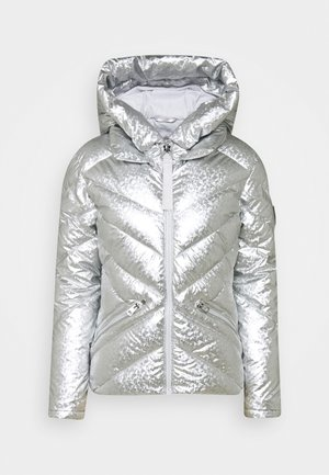 MAGISTERIAL - Ski jacket - platinum