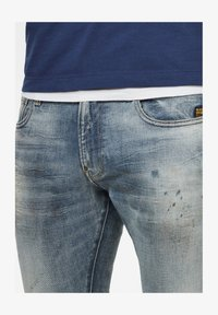 G-Star - REVEND SKINNY - Jeans Skinny Fit - antic faded lapo blue destroyed - 2